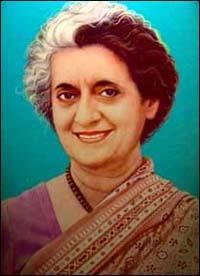 Ванга предсказала смерть Индиры Ганди