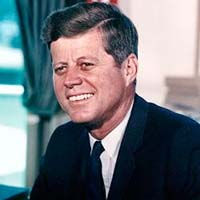 Ванга предсказала смерть Д. Ф. Кеннеди
